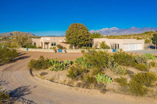 5495 Artist Road, Las Cruces, NM 88011 (MLS #2003121) :: United Country Real Estate Revolution