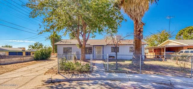 1030 Joy Lane, Las Cruces, NM 88001 (MLS #2003123) :: Arising Group Real Estate Associates