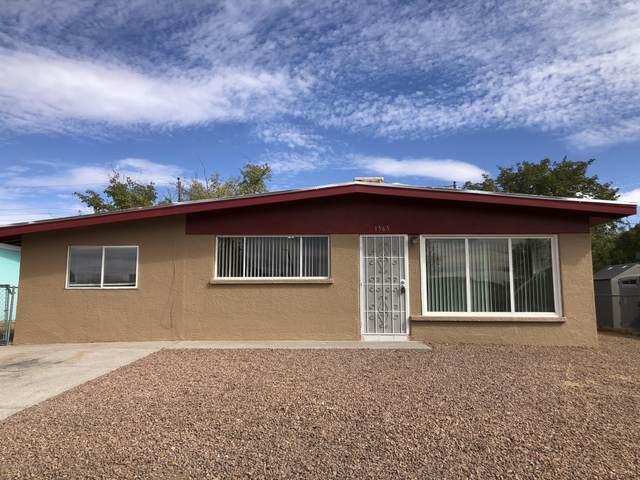 1565 S Esperanza Street, Las Cruces, NM 88001 (MLS #2003154) :: Arising Group Real Estate Associates