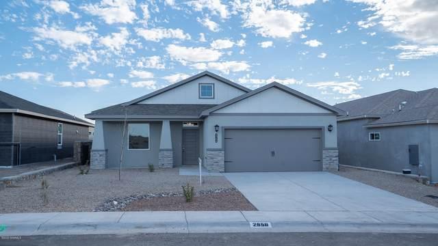 2958 Marvin Gardens Avenue, Las Cruces, NM 88012 (MLS #2003156) :: Arising Group Real Estate Associates