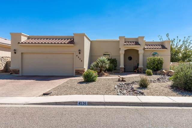 4536 Maricopa Circle, Las Cruces, NM 88011 (MLS #2003167) :: United Country Real Estate Revolution