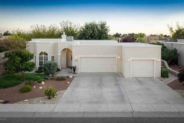 4309 Calle De Nubes, Las Cruces, NM 88012 (MLS #2003174) :: Better Homes and Gardens Real Estate - Steinborn & Associates