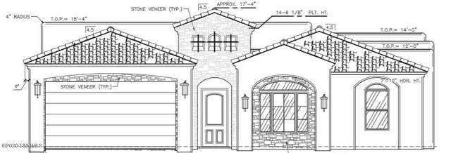 6041 Arosa Street, Las Cruces, NM 88012 (MLS #2003176) :: Better Homes and Gardens Real Estate - Steinborn & Associates