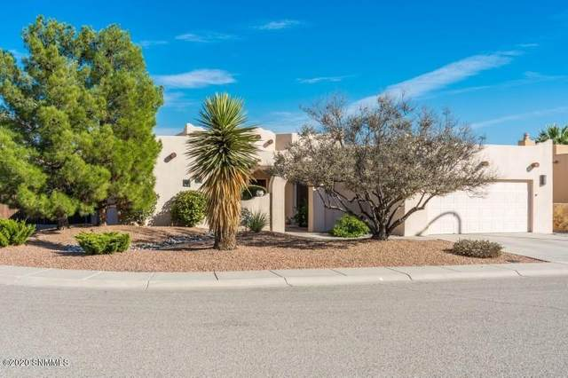 3549 Crescent Creek Circle, Las Cruces, NM 88011 (MLS #2003185) :: Better Homes and Gardens Real Estate - Steinborn & Associates
