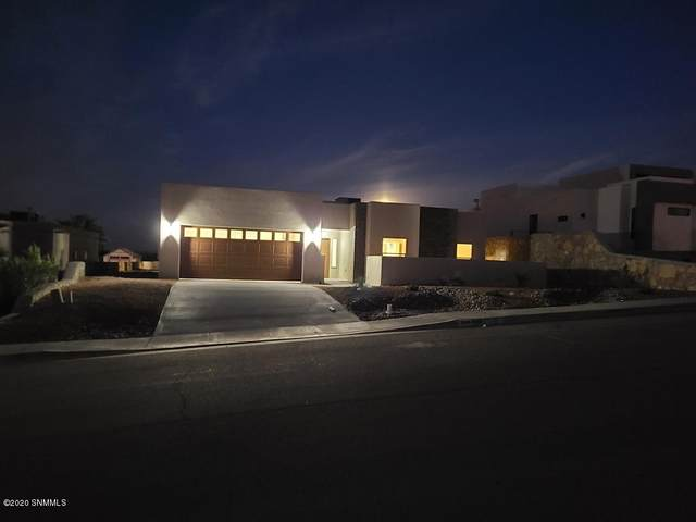 3065 Cheyenne Drive, Las Cruces, NM 88011 (MLS #2003190) :: Arising Group Real Estate Associates