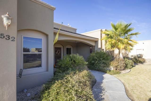 1532 Santanova Arc, Las Cruces, NM 88005 (MLS #2003197) :: Better Homes and Gardens Real Estate - Steinborn & Associates