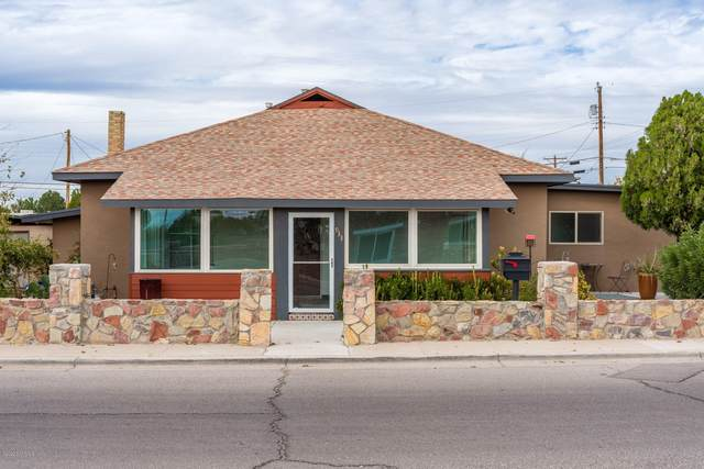 933 E Hadley Avenue, Las Cruces, NM 88001 (MLS #2003230) :: Agave Real Estate Group