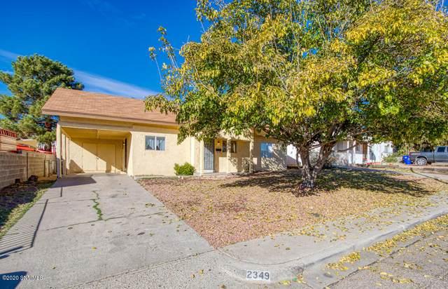2349 E Idaho Avenue, Las Cruces, NM 88001 (MLS #2003232) :: United Country Real Estate Revolution