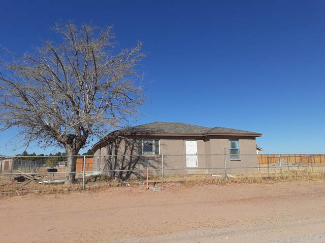 200 Mesilla View Drive, Chaparral, NM 88081 (MLS #2003233) :: Better Homes and Gardens Real Estate - Steinborn & Associates