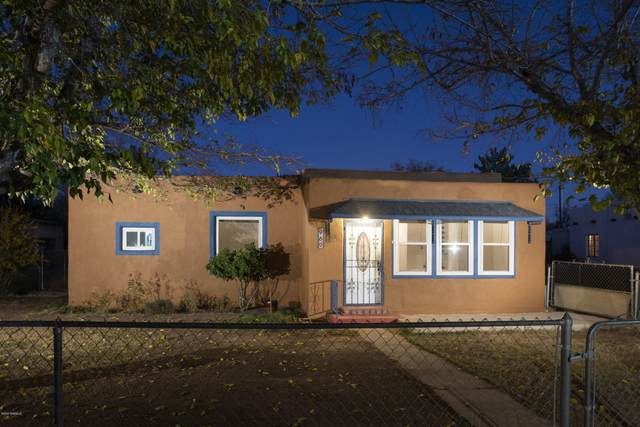 960 N Armijo Street, Las Cruces, NM 88005 (MLS #2003246) :: Arising Group Real Estate Associates