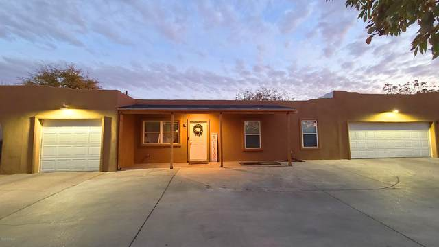1500 Juniper Street, Las Cruces, NM 88001 (MLS #2003260) :: Agave Real Estate Group