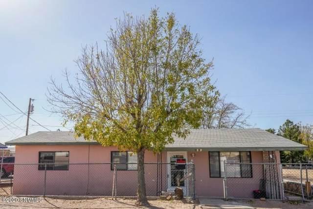 1515 N Solano Drive, Las Cruces, NM 88001 (MLS #2003261) :: Las Cruces Real Estate Professionals