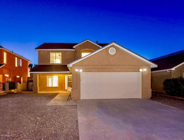 1385 Mogollon Road, Las Cruces, NM 88007 (MLS #2003263) :: Better Homes and Gardens Real Estate - Steinborn & Associates