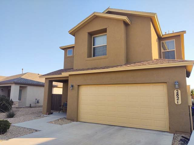 2821 San Elizario Court, Las Cruces, NM 88007 (MLS #2003280) :: Better Homes and Gardens Real Estate - Steinborn & Associates
