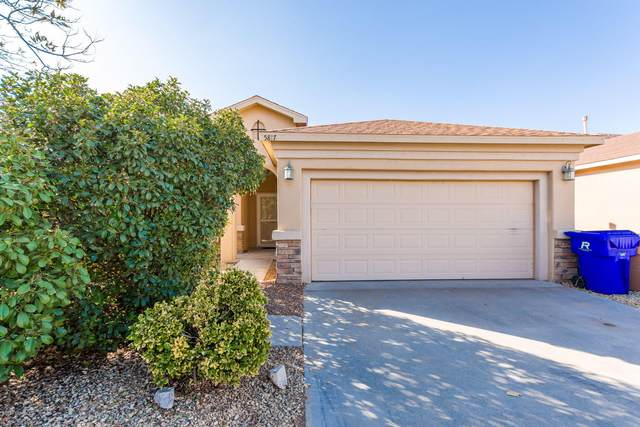 5817 Coyote Flats Street, Las Cruces, NM 88012 (MLS #2003283) :: United Country Real Estate Revolution