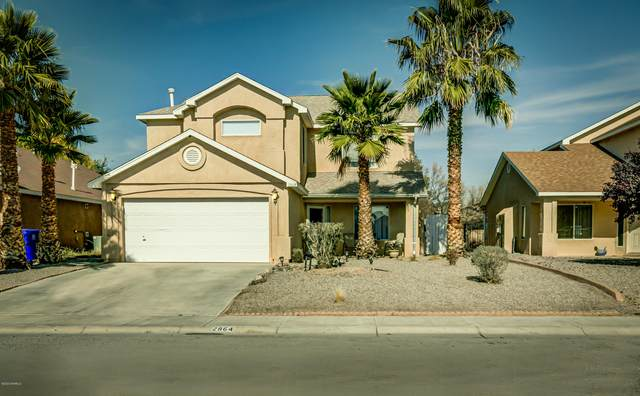 2864 Ancho Avenue, Las Cruces, NM 88007 (MLS #2003287) :: United Country Real Estate Revolution