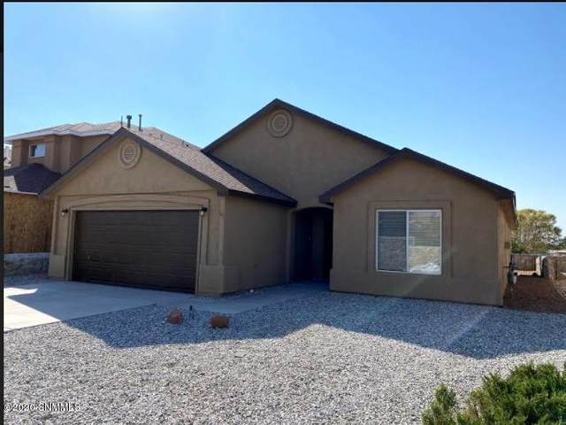 4573 Panther Peak Drive, Las Cruces, NM 88012 (MLS #2003292) :: United Country Real Estate Revolution