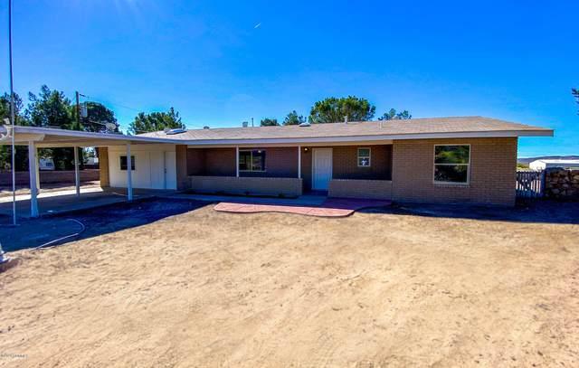 4715 Elks Drive, Las Cruces, NM 88007 (MLS #2003301) :: Las Cruces Real Estate Professionals