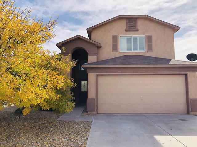 901 Gilmer Way, Las Cruces, NM 88005 (MLS #2003318) :: Arising Group Real Estate Associates