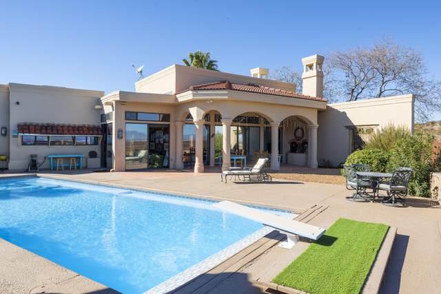 5850 Thielman Road, Las Cruces, NM 88005 (MLS #2003321) :: Arising Group Real Estate Associates