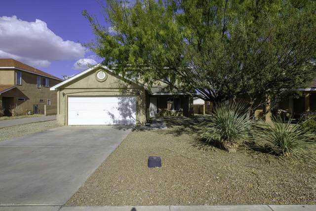 2836 Meriwether Street, Las Cruces, NM 88007 (MLS #2003332) :: Las Cruces Real Estate Professionals