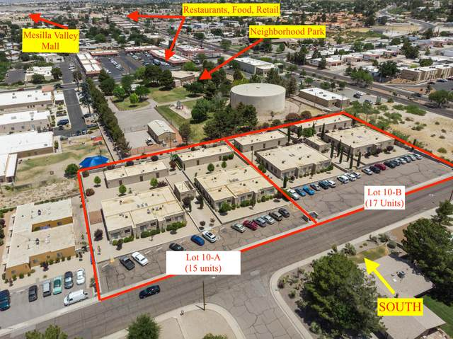 2850 Fairway Drive, Las Cruces, NM 88011 (MLS #2003370) :: Las Cruces Real Estate Professionals