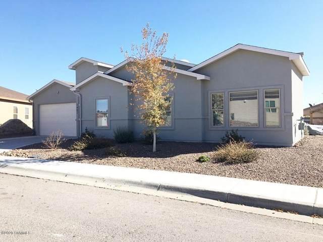 7402 Sierra Luz Drive, Las Cruces, NM 88012 (MLS #2003394) :: Las Cruces Real Estate Professionals