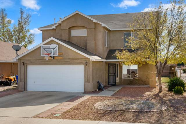 2861 Meriwether Street Street, Las Cruces, NM 88007 (MLS #2003401) :: Better Homes and Gardens Real Estate - Steinborn & Associates