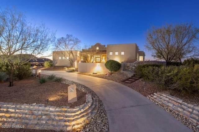 4456 Organ Mesa Loop, Las Cruces, NM 88011 (MLS #2003405) :: Las Cruces Real Estate Professionals
