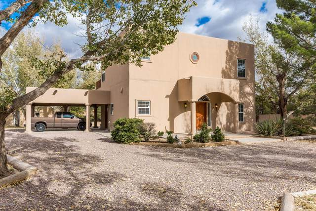 3999 Amistad Drive, Mesilla Park, NM 88047 (MLS #2003409) :: Better Homes and Gardens Real Estate - Steinborn & Associates