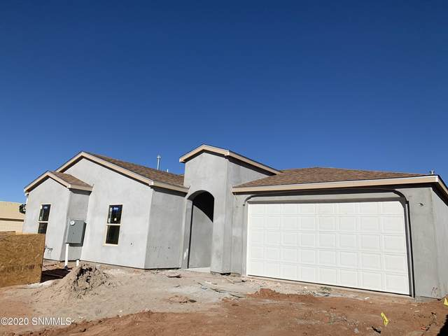 6443 Serrano Drive, Las Cruces, NM 88012 (MLS #2003413) :: Better Homes and Gardens Real Estate - Steinborn & Associates