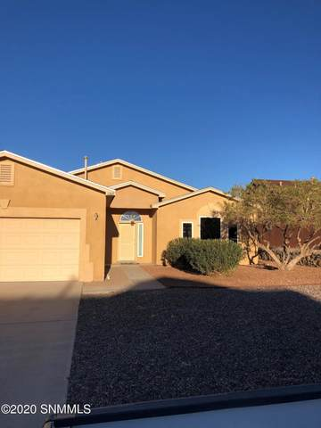 1169 Gunsight Peak Drive, Las Cruces, NM 88012 (MLS #2003415) :: Las Cruces Real Estate Professionals