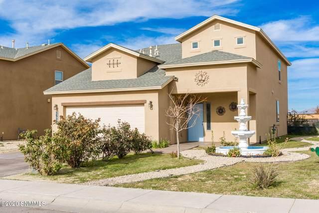 2928 San Elizario Court, Las Cruces, NM 88007 (MLS #2003420) :: Las Cruces Real Estate Professionals