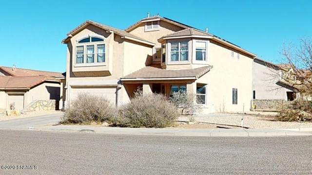 2460 Gila Bend Loop, Las Cruces, NM 88011 (MLS #2003428) :: Better Homes and Gardens Real Estate - Steinborn & Associates