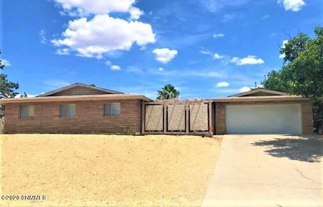 1740 Imperial Ridge, Las Cruces, NM 88011 (MLS #2003441) :: Arising Group Real Estate Associates