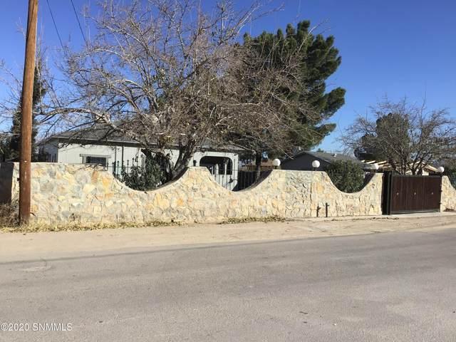 104 N San Luis Avenue, Chamberino, NM 88027 (MLS #2003448) :: Agave Real Estate Group