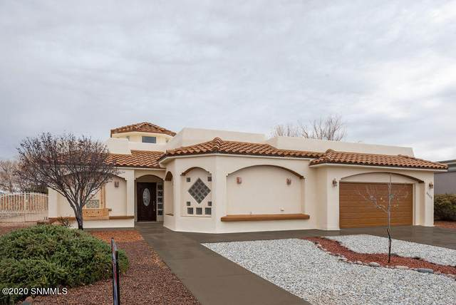 4608 Mesa Central Drive, Las Cruces, NM 88011 (MLS #2003449) :: Agave Real Estate Group