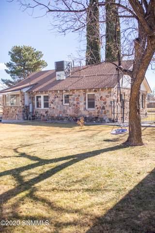 408 Mcclure Road, Las Cruces, NM 88005 (MLS #2003450) :: Arising Group Real Estate Associates
