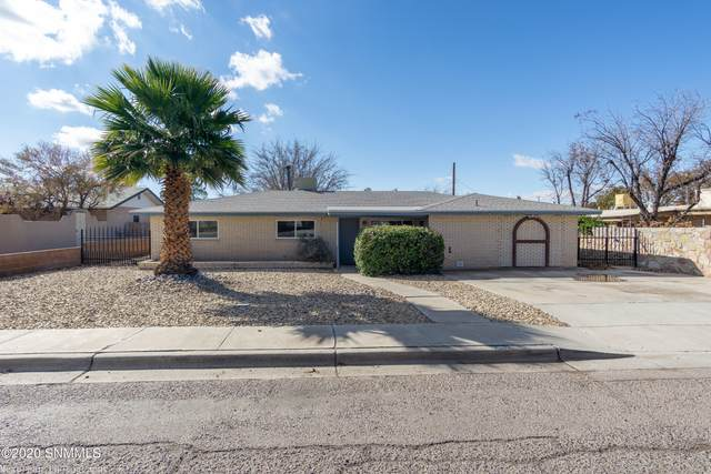 2205 Kent Road, Las Cruces, NM 88001 (MLS #2003452) :: Better Homes and Gardens Real Estate - Steinborn & Associates