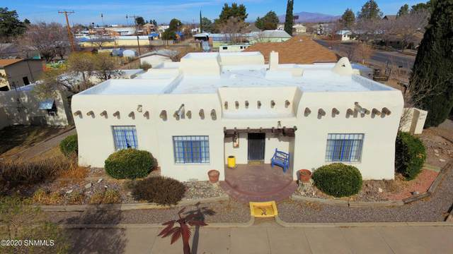 322 S Nickel, Deming, NM 88030 (MLS #2003456) :: Las Cruces Real Estate Professionals