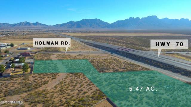 0000 Hwy 70, Las Cruces, NM 88012 (MLS #2003458) :: Better Homes and Gardens Real Estate - Steinborn & Associates