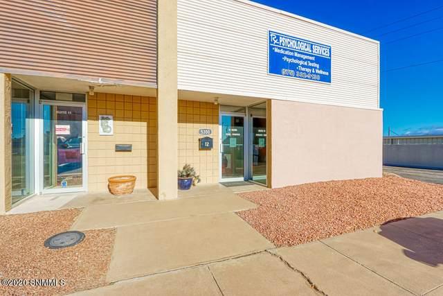 5300 Mcnutt Road #12, Santa Teresa, NM 88008 (MLS #2003459) :: Las Cruces Real Estate Professionals