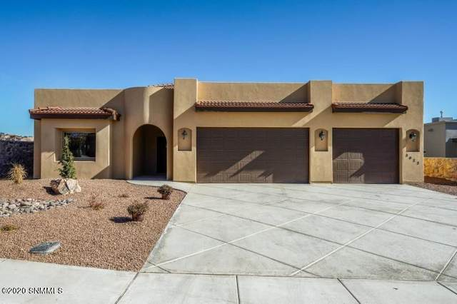 3022 Cheyenne Drive, Las Cruces, NM 88011 (MLS #2003473) :: Better Homes and Gardens Real Estate - Steinborn & Associates
