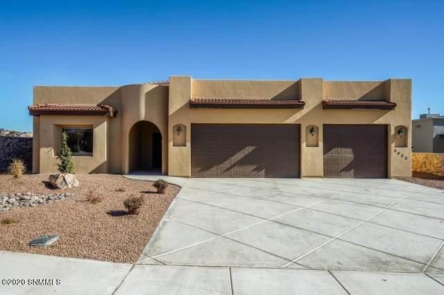 3022 Cheyenne Drive, Las Cruces, NM 88011 (MLS #2003473) :: Arising Group Real Estate Associates