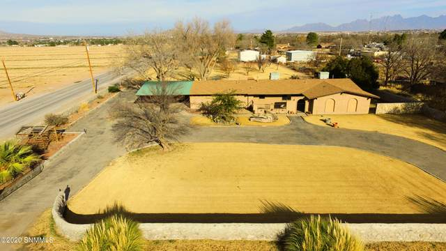 4834 Grider Road, Las Cruces, NM 88007 (MLS #2003480) :: Better Homes and Gardens Real Estate - Steinborn & Associates