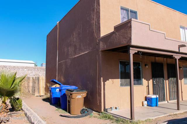 2329 Sambrano Avenue, Las Cruces, NM 88001 (MLS #2003496) :: Better Homes and Gardens Real Estate - Steinborn & Associates