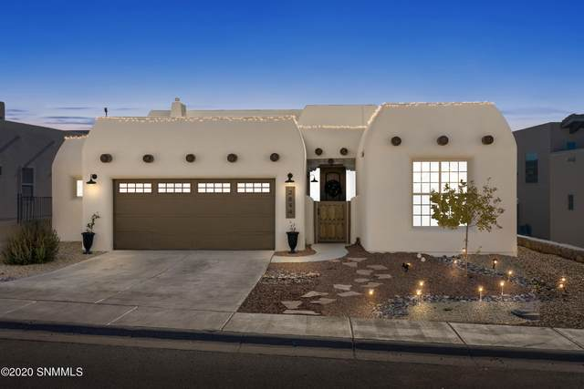 2844 Maddox Loop, Las Cruces, NM 88011 (MLS #2003505) :: Better Homes and Gardens Real Estate - Steinborn & Associates