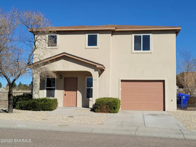 4418 Valle Del Luz Circle, Las Cruces, NM 88007 (MLS #2003511) :: Arising Group Real Estate Associates