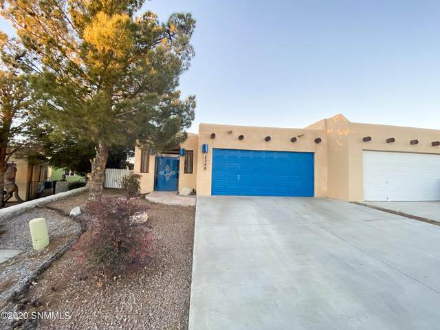 2288 Stone Pine Drive, Las Cruces, NM 88012 (MLS #2003512) :: Better Homes and Gardens Real Estate - Steinborn & Associates