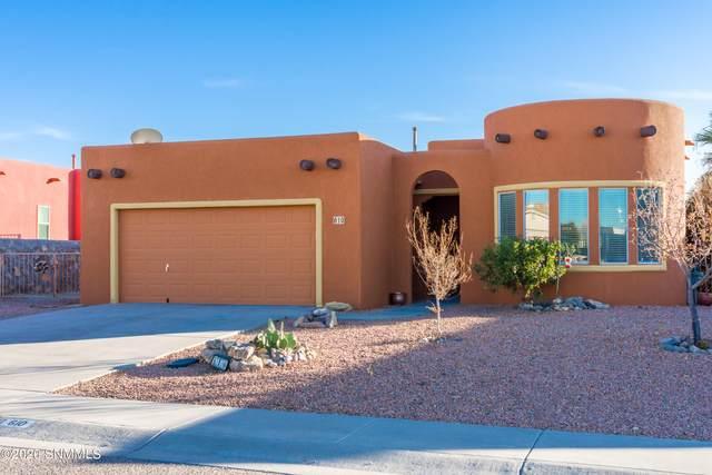610 Lori Drive, Las Cruces, NM 88005 (MLS #2003533) :: Las Cruces Real Estate Professionals